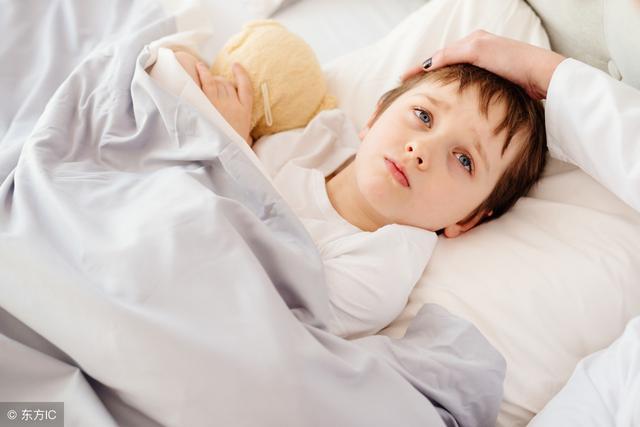 孩子发烧这样处理 90%的家长都错了,你中了没?