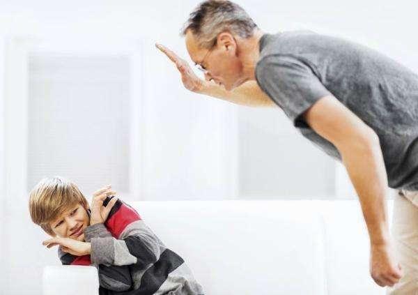 四种情况下,家长再怒也别打孩子,有五个部位更是不能碰